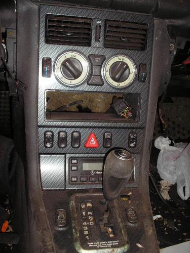 sucata mercedes benz slk-230 ( para venda de peças)