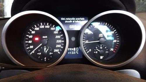 sucata mercedes benz slk200 prata kompressor 2005  163cv