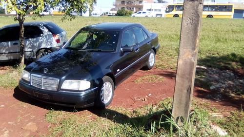sucata mercedes c-280 2.8 1998 (para venda de peças