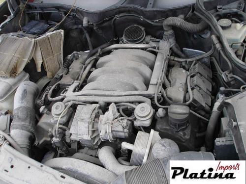 sucata mercedes c320 2002 para retirada de peças