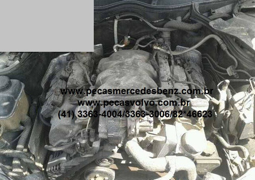 sucata mercedes c320 c350/ motor/ lanterna / vidro/cambio
