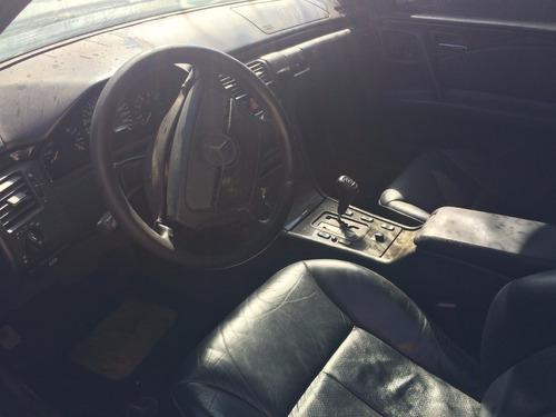 sucata mercedes e320 1996 1997 retirada de peças