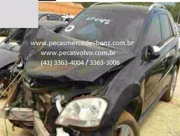 sucata mercedes ml320 ml350 cdi diesel /tracao/peças/motor