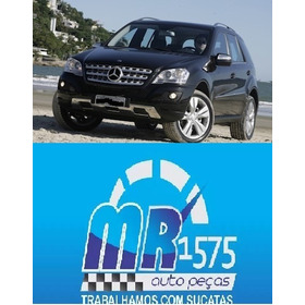 Sucata Mercedes Ml350 Diesel 2007 À 2011 - Mr1575 Pçs