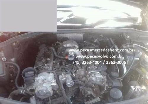 sucata mercedes ml350 ml320 cdi diesel /tracao/peças/motor