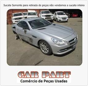 Sucata Mercedes Slk 250 2012 Teto Solar Ou Console B