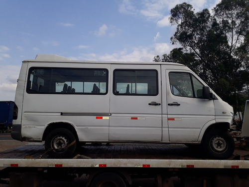 sucata mercedes sprinter 2006 313 microonibus venda de peças
