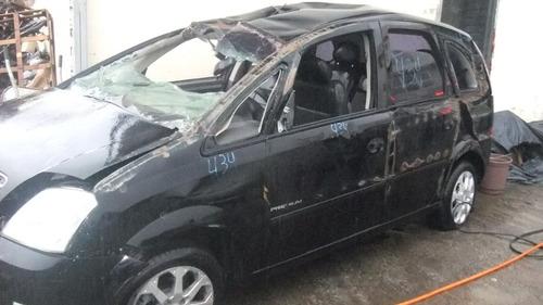 sucata meriva 1.8 8v  easytronic aut 2011