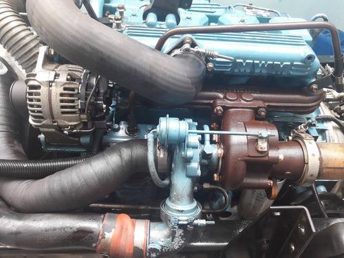 sucata micro onibus vw 8120 motor mwm ano 2008