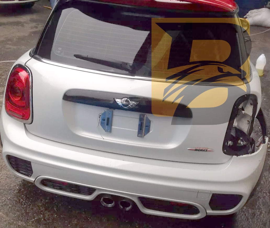 Sucata Mini Cooper Jhon Works 20 Turbo 2016 Para Venda Peca R