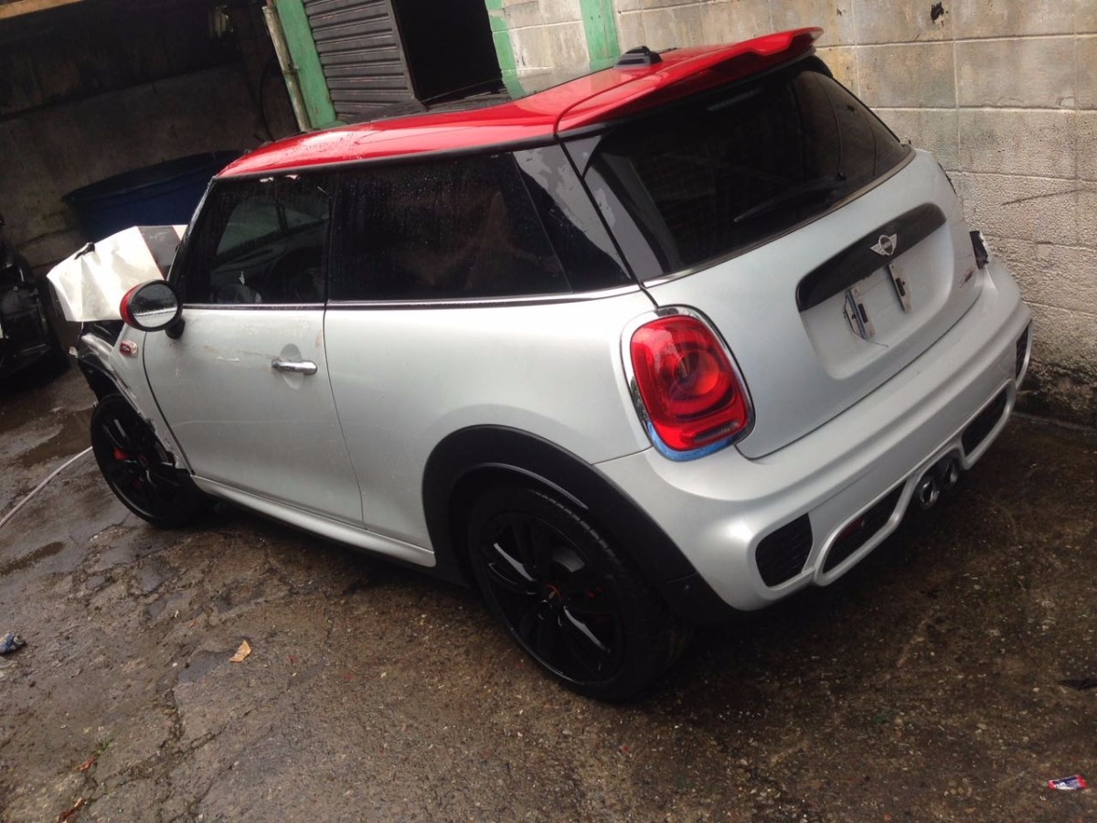 Sucata Mini Cooper Jhon Works 2016 20 Turbo Para Venda Peca R