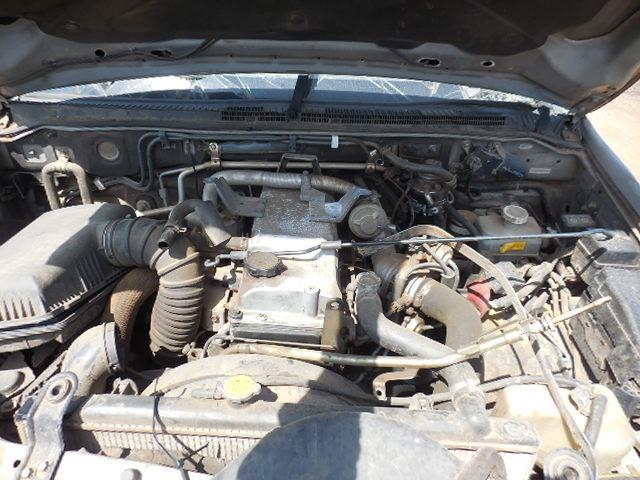 sucata mitsubisch pajero full diesel 2005 p/venda de peças