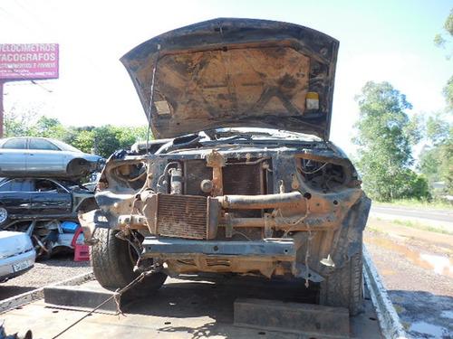 sucata mitsubisch triton 3.2 4x4 diesel 2010 p/ peças usadas