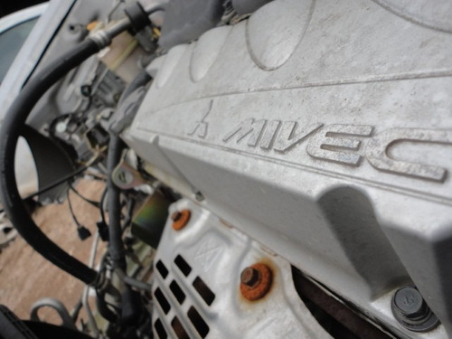 sucata mitsubishi airtrek mivec 2005 retirada de peças