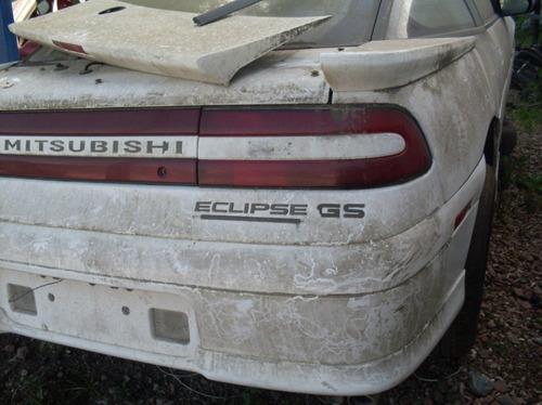 sucata mitsubishi eclipse gs 92 retirada de peças
