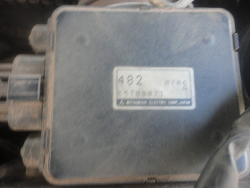 sucata mitsubishi galant 2.5 v6  motor cambio direção modulo
