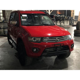 Sucata Mitsubishi L200 Triton 3.2 Diesel 4x4 2015 2016