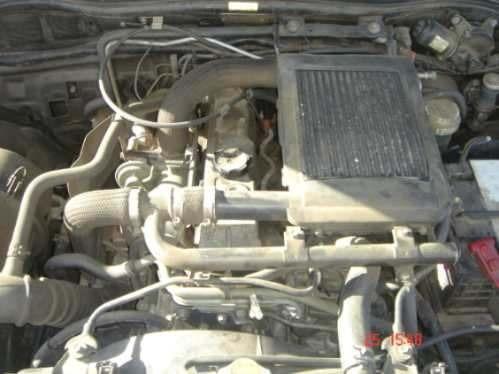sucata mitsubishi pajero sport 2.8 diesel peças motor cambio
