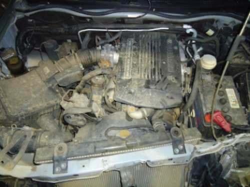 sucata mitsubishi pajero sport gls v6 4x4 peças motor cambio