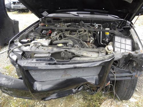 sucata mitsubishi pajero tr4 2007 automatica