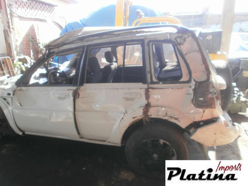 sucata mitsubishi pajero tr4 2011  para retirada de peças
