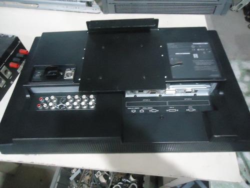 sucata monitor sony lmd2451w  lcd de 24 ( tela quebrada )