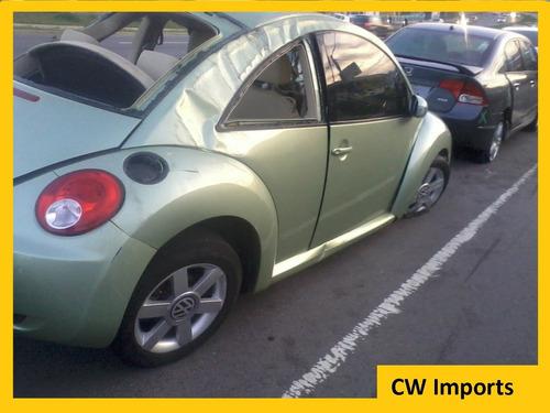 sucata new beetle para retirar peças motor/porta/radas/