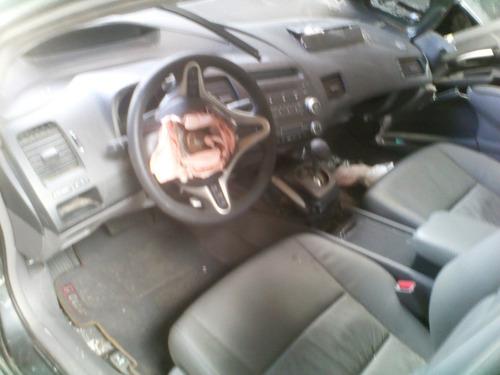 sucata new civic lxl 2011 para tirar peças