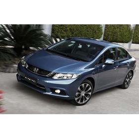 Sucata New Civic Lxr 2.0 Automático 2015 Peças