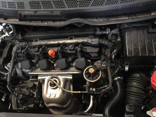 sucata new civic lxs 1.8 motor câmbio acessórios peças etc