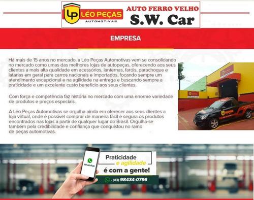 sucata new fiesta 2012 1.6 sedan - retirada de peças