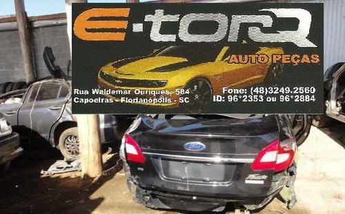 sucata new fiesta sedan 1.6 2011