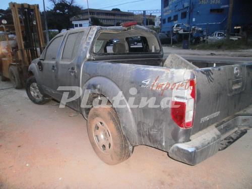 sucata nissan frontier 2011 para retirada de peças