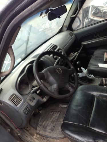 sucata nissan frontier 4x4  diesel 2004 desmanche legal sp