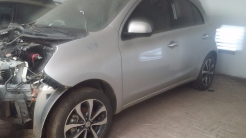 sucata nissan march import multipeças