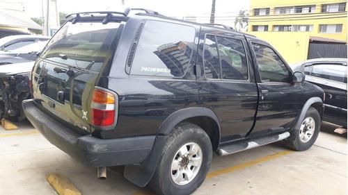 sucata nissan pathfinder se 3.3 v6 1997 gasolina