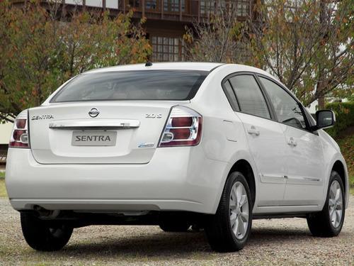 sucata nissan sentra 2012/2015 - motor, caixa, suspensão