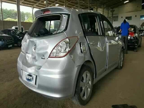 sucata nissan tiida 1.8 16v flex aut somente venda de peças