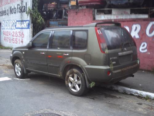 sucata nissan x-trail tudo p/ seu carro com nota despachamos