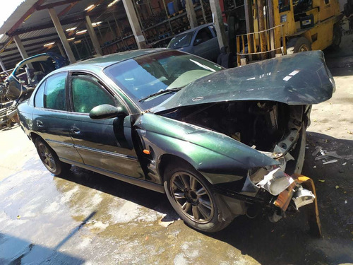 sucata omega australiano motor 3.8 ano 1998 só peças