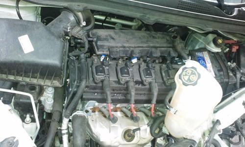 sucata onix 1.4 8v motor, cambio, suspensão e peças