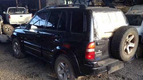 sucata p/ ret. de peças  chev. tracker 2.0 4x4 diesel 2002