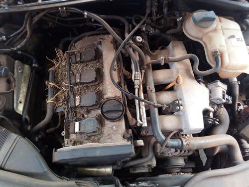 sucata p/ retirada de peças vw passat 99 1.8 20v turbo autm
