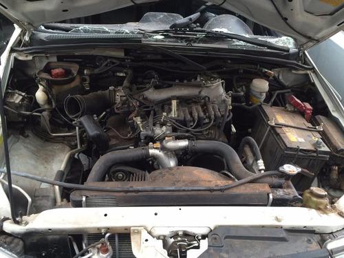 sucata pajero dakar v6 4x4 flex 2011/2012 bassani auto peças