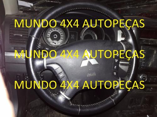 sucata pajero full 200cv 3.2 2015 com motor e cambio e peças