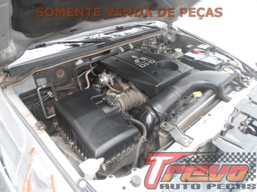 sucata pajero full 3.2 diesel 2013 / somente venda de peças