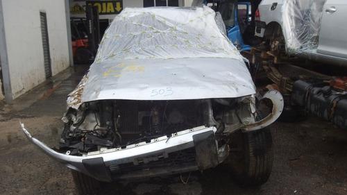 sucata pajero full hpe 3.2 4x4 aut peças motor cambio airbag