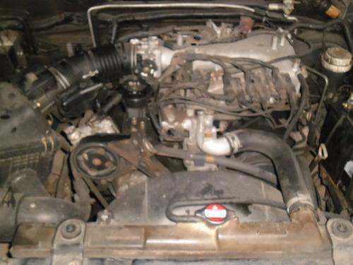 sucata pajero sport 02 3.0 v6 24v  pra tirar peças motor etc