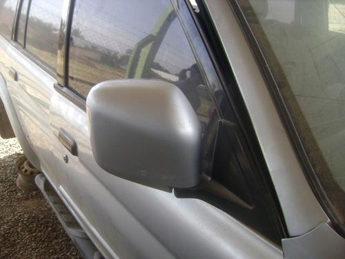 sucata  pajero sport 2.8 d 2006 com motor e cambio e peças