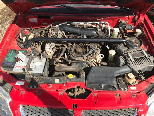 sucata pajero tr4 2010 2.0 4x4 manual flex - rs auto peças